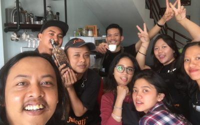 Fulcaff Barista Training Batch 107
