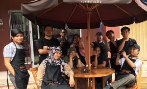 fulcaff barista training batch 108
