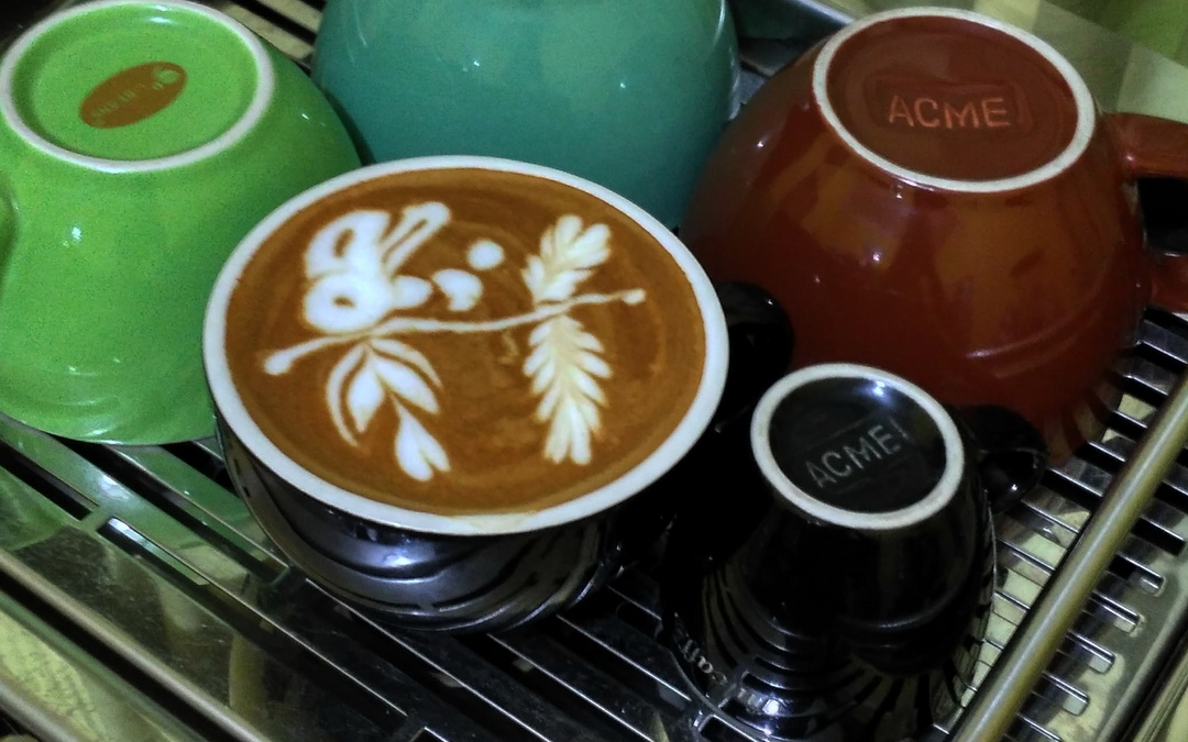 Fulcaff Virtual Latte Art Competition 2017