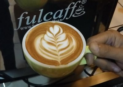 Fulcaff Barista Training by Syaiful Bari