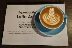 fulcaff latte art training 2 sd 3 juni 2018