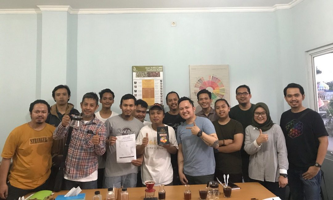 Fulcaff Manual Brew Workshop