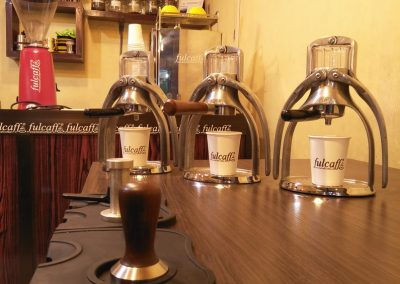 Fulcaff Manual Brew Training Syaiful Bari