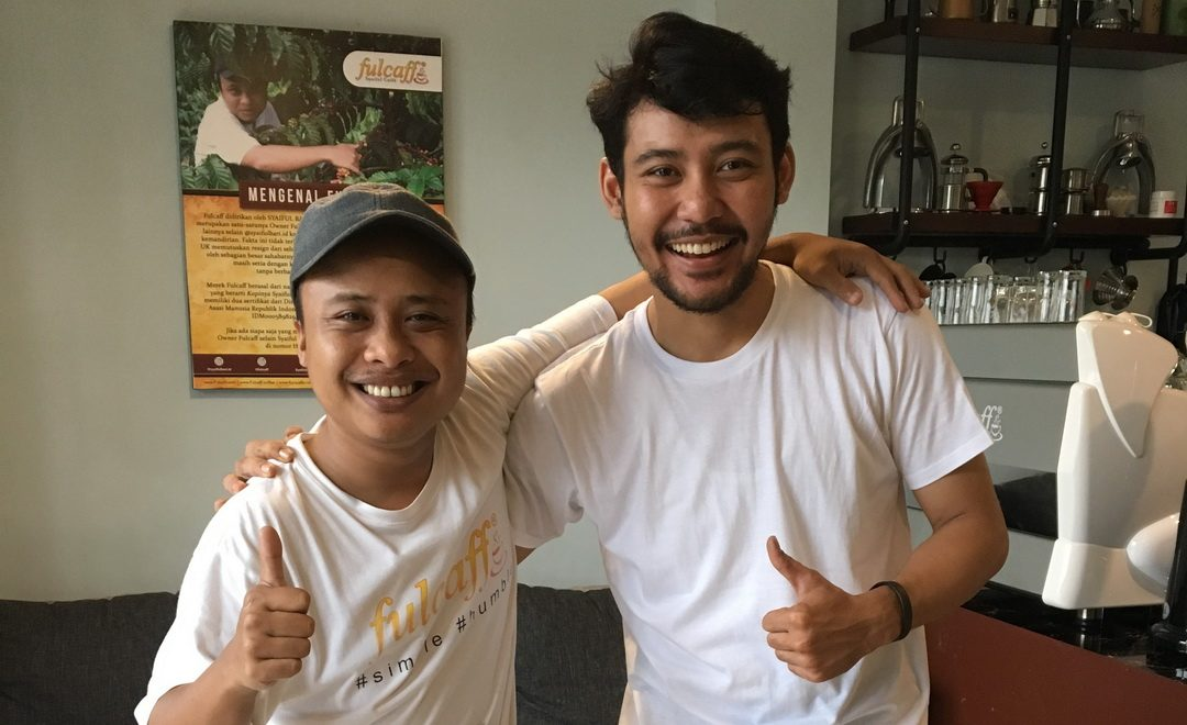 Indonesia Latte Art Champion 2018