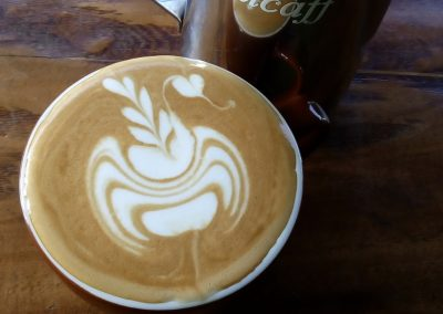 Fulcaff LATTE ART by Owner SYAIFUL BARI