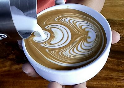 Fulcaff Latte Art by Syaiful Bari