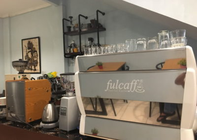 Fulcaff Coffee Lab Syaiful Bari