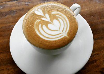 Fulcaff Latte Art Class poured by Syaiful Bari