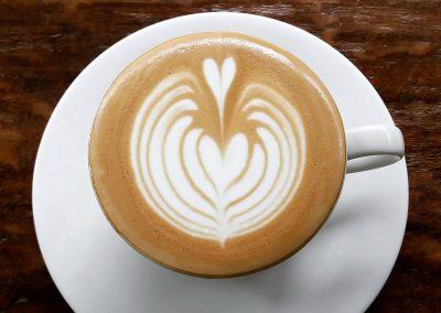 Latte Art by Owner Fulcaff Syaiful Bari