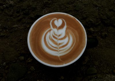 Fulcaff Espresso Machine and Latte Art Training by Syaiful Bari