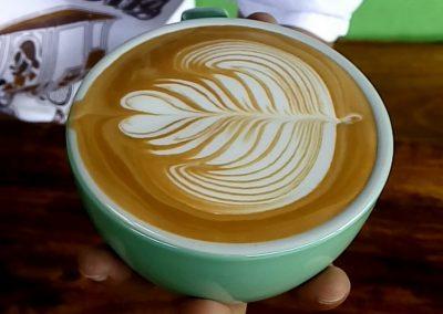 Fulcaff Latte Art Class