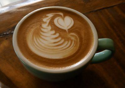 Fulcaff Latte Art by Owner Syaiful Bari