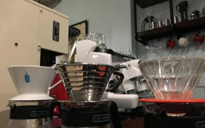 Manual Brew Class with Indonesia Brewers Cup Champion